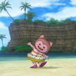 ぷくみ、島で冒険する