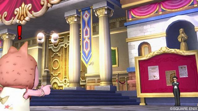 グランゼドーラ劇場のイベントボード1