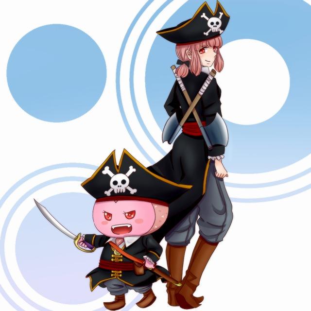 海賊になるぷくみ