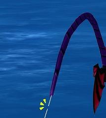 糸が切れる竿