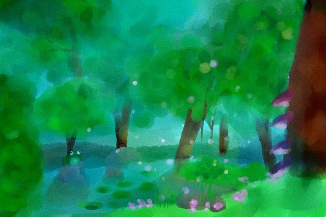 ミュルエルの森