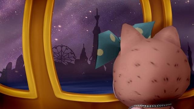 かぼちゃの馬車から夢幻郷