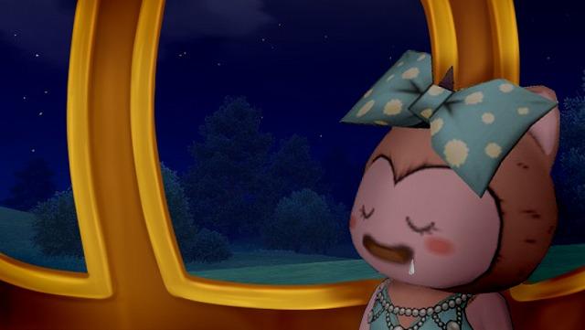 馬車で眠るぷくみ