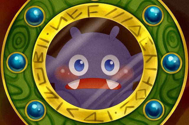 ラーの鏡に映る、みにくいモーモンのこ